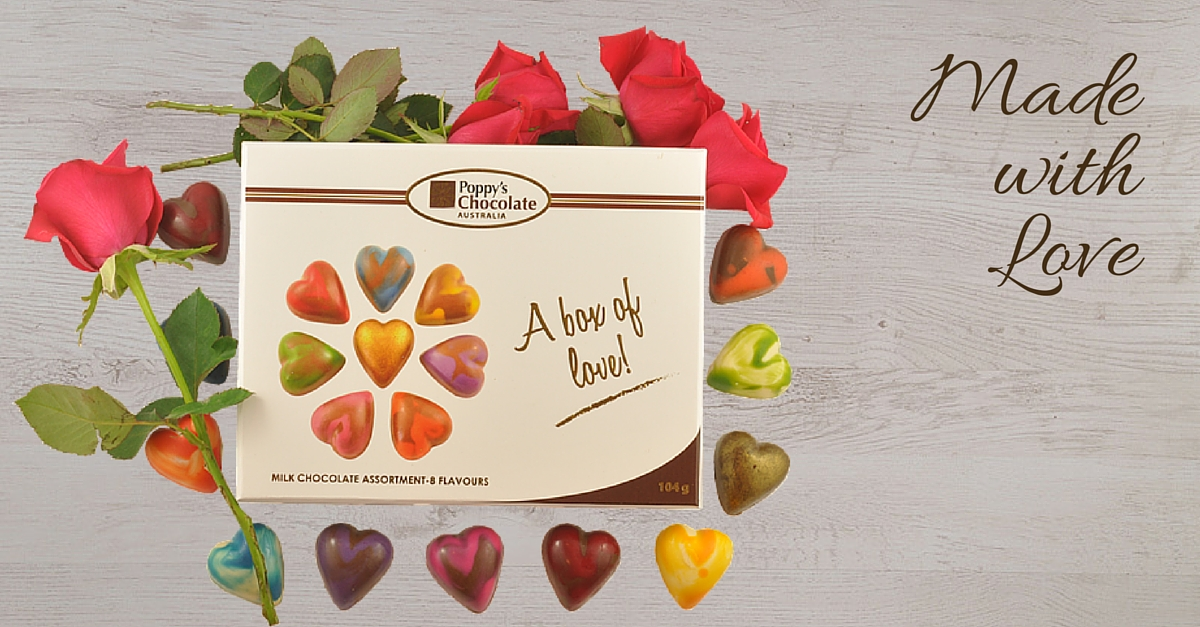 Made with love – A box of love